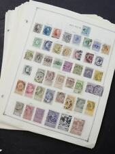 EDW1949SELL : BELGIUM Very clean Mint & Used collection on album pages Cat $2355