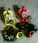 Kid Galaxy 2016 RC Two Player Crash and Bash Bumper Cars And Remotes Untested