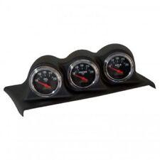 "Auto Meter 5380 Triple Dash Top, 2-1/16"" For 07-10 Jeep Wrangler JK"