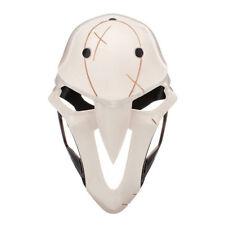 Overwatch Reaper Mask UK seller Halloween Cosplay Fancy Dress Video Game Replica