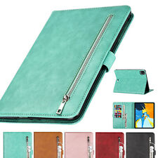 Case For iPad Mini 1 / 2 / 3 / 4 / 5 Smart Leather Card Pocket Stand Flip Cover