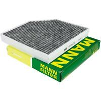 Original MANN-FILTER Aktivkohlefilter Pollenfilter Innenraumfilter CUK 2641