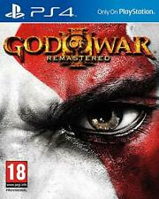God of War 3 Remastered Edition (deutschen Texten) Playstation 4 gebraucht FSK18
