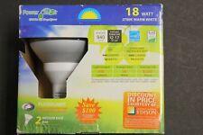 2 pack CFL FLOODLIGHT R30 18 WATT, 2700K WARM WHITE 2 PACK - BY SUNRISE LIGHTING