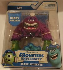"! Disney Monsters University Action Figure Art 5"" Poseable"