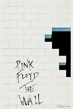 Pink Floyd * The Wall *  PROMOTIONAL Poster 1979 LARGE FORMAT 24x36