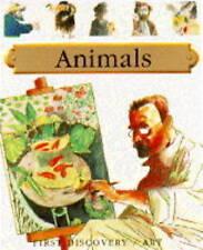 (Good)-Animals (First Discovery/Art) (Spiral-bound)-Jeunesse Gallimard, Tony Ros