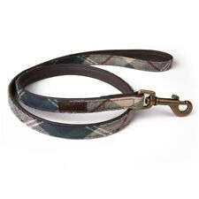 Land Rover New Genuine Barbour Leather Tartan Dog Lead (one size) 51BEPT285MXA