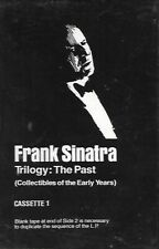 """TRILOGY: PAST, PRESENT & FUTURE"" - FRANK SINATRA - SET OF 3 MUSIC CASSETTES"