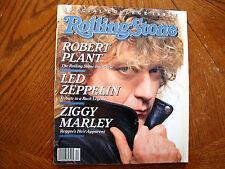 ROLLING STONE #522 MARCH 1988 LED ZEPPELIN ROBERT PLANT ZIGGY MARLEY VG++
