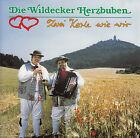 DIE WILDECKER HERZBUBEN : ZWEI KERLE WIE WIR / CD (HANSA 1991)