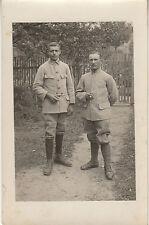 Photo ancienne soldat prisonnier en Allemagne19ème régiment  guerre 39 / 45