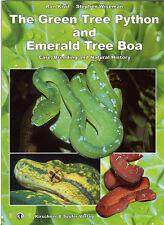 The Green Tree Python & Emerald Tree Boa, 2nd. Edition