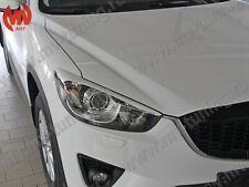 Vorne Augenlider Augenbrauen Scheinwerfer Abdeckung Var №2 für Ihren Mazda CX-5