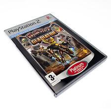 ★★ Jeu PS2 : Ratchet Gladiator PAL Boite + Notice ★★