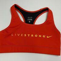 Nike Pro Medium-Support Sports Bra Size S