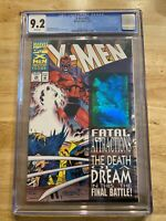 X-Men Marvel Comic Anniversary #25 CGC UNIVERSAL GRADE 9.2 Collector INVESTABLE