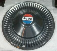 """1970's/1980's JEEP WAGONEER 15"""" HUBCAP"""
