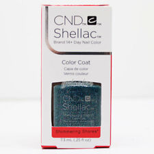 CND Shellac UV LED Gel Polish RHYTHM & HEAT Collection Shimmering Shores #91586