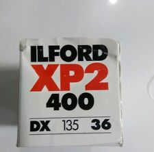 Ilford Xp2 400 135-36exp Expired 1/99