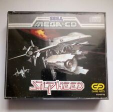 Silpheed - SEGA Mega-CD - Boxed