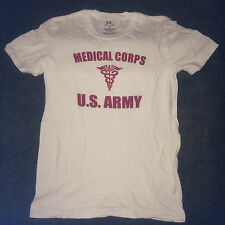 WWII US Army Medical Corps PT Reproduction T Shirt w Spec Tag, Men's size XXL