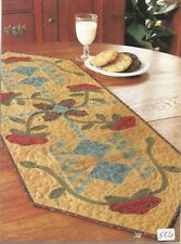 A0586 PRAIRIE WIND TABLE RUNNER QUILT PATTERN/INSTRUCTIONS