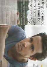 SP26 Clipping-Ritaglio 2013 Ryan Reynolds Ero fragile e insicuro