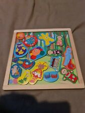 In The Night Garden Magnetic Double Sided Play Set