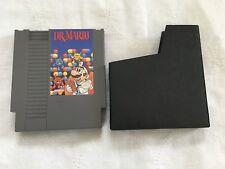 Nintendo NES Dr Mario 1990 Video Game