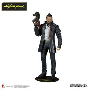 Cyberpunk 2077 Actionfigur Takemura 18 cm