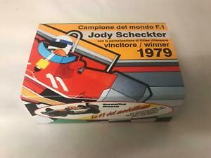 Brumm Ferrari 312 T4 Scheckter WC 1979 winner Italy GP 1/43 S19/17 LIM. 100 PCS