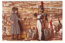 """Foto,  Historische Uniform, """"Napoleon I und Grenadier"""""""