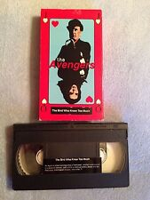 """The Avengers / """"The Bird Who Knew Too Much"""" - VHS Video Tape - TV Series"""
