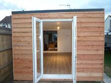 Insulated Garden office £650 PER SQUARE METRE