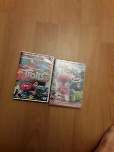 Trolls movie double  comedy action adventure  feel good coming of age cult