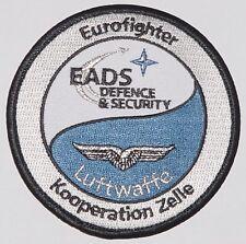 Fuerza Aérea Patch Patch Eurofighter celda de cooperación... eads a2024