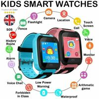 Kids Smartwatch With Phone, Bluetooth And GPS