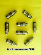 8x OPEL CORSA B + TIGRA A 1,0lL +1,2L HIDRO Empujador Alzaválvulas X10XE X12XE