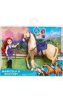DreamWorks Spirit Riding Free ~MaRiCeLa & MyStErY~ Doll & Horse 2 Pack 2019 New