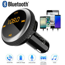 KFZ Freisprechanlage Auto Bluetooth FM Transmitter MP3 Musik Player Car USB SD