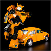 Transformers Bumblebee KBB 33021 MP21 Alloy Plate Actions Figure 18.8cm G1