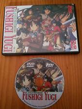 FUSHIGI YUGI DVD - CAPITULOS 1-5 + EXTRAS MANGA EDICION ESPAÑOLA JONU MEDIA