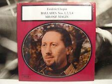 CHOPIN - BALLADES 1 2 3 4  - MILOSZ MAGIN LP SIGILLATO SEALED 1973 DECCA 7.167