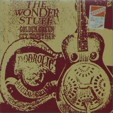 "THE WONDER STUFF 'GOLDEN GREEN' UK PICTURE SLEEVE 7"" SINGLE"