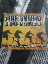 Rare Funkadelic - One Nation Under A Groove Dance  Classic 4 Track CD Single