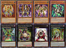 Yugioh Super Defense Robot Deck - 40 Cards + 5 XYZ - Machina Fortress, Orbital 7