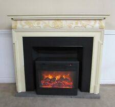 Stupendous Amish Electric Fireplace Products For Sale Ebay Home Interior And Landscaping Transignezvosmurscom