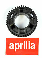 NEW GENUINE APRILIA RSV/ CAPONORD/ SL/ RST1000 OIL PUMP GEAR Z=42 AP0634470 (GB)