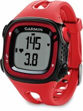 Garmin Forerunner 15 Large Red/Black Without Heart Rate Monitor